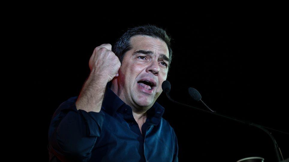 """Τσίπρας κατά Μητσοτάκη: """"Δυσανεξία στις απεργίες, καθεστωτική νοοτροπία"""""""