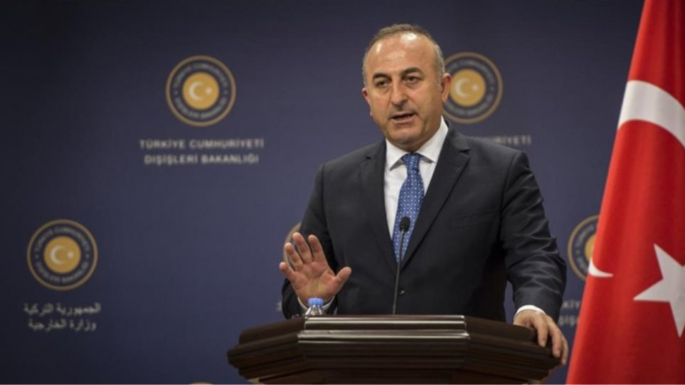 Τσαβούσογλου: Δεν ισχύει καμία συμφωνία στην ανατολική Μεσογείο αν απουσιάζει η Τουρκία