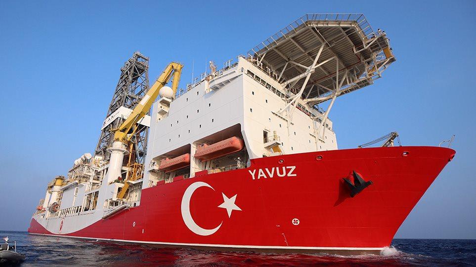 Κυπριακή ΑΟΖ- Στα ύψη η τουρκική προκλητικότητα: Στις 7 Οκτωβρίου ...