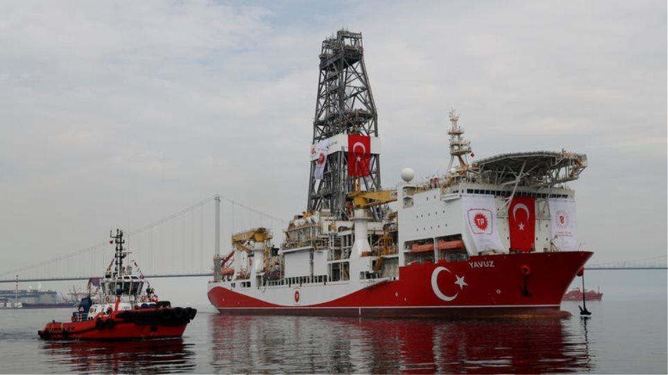 Συρίγος στον ΘΕΜΑ 104,6: Η τουρκική γεώτρηση στην Κυπριακή ΑΟΖ μπορεί να οδηγήσει σε πολεμική σύγκρουση