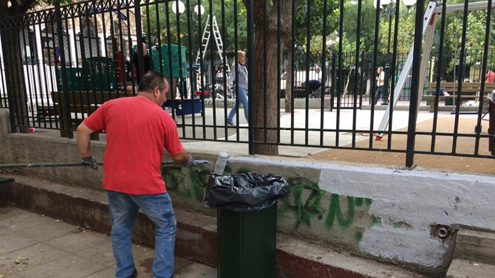 Δήμος Αθηναίων: «Λίφτινγκ» στα Κάτω Πετράλωνα