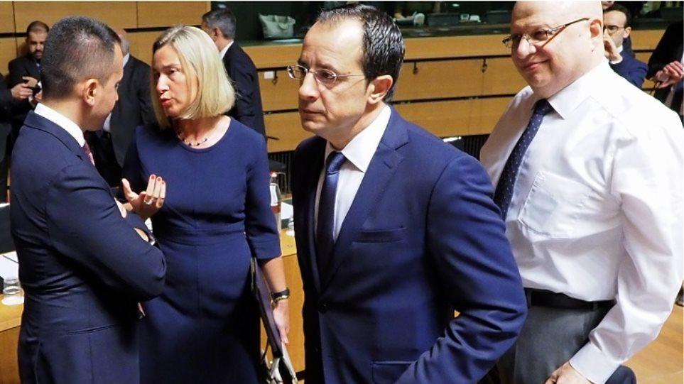 Λευκωσία: Μήνυμα στην Τουρκία η απόφαση των εταίρων για στοχευμένα μέτρα