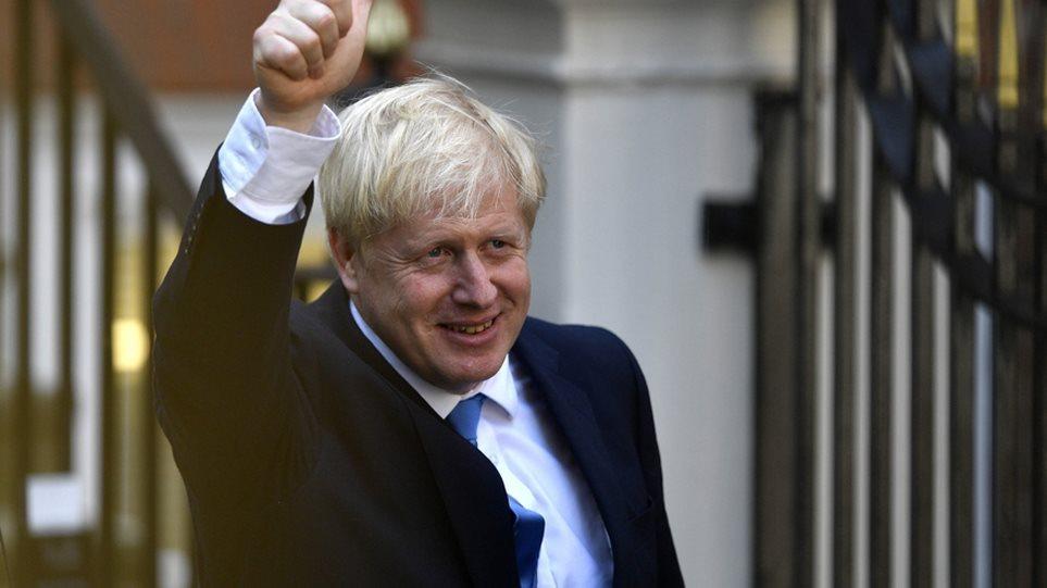 Τζόνσον: Σίγουρο το Brexit στις 31 Οκτωβρίου - Θα φέρουμε νέα εποχή ευκαιριών