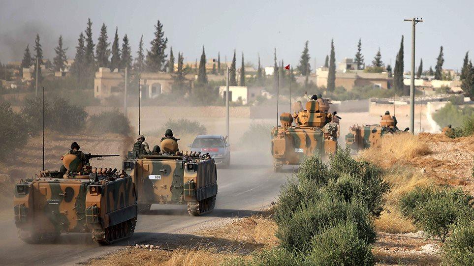 Μόσχα και Άγκυρα αναφέρουν παραβιάσεις της εκεχειρίας στην Συρία