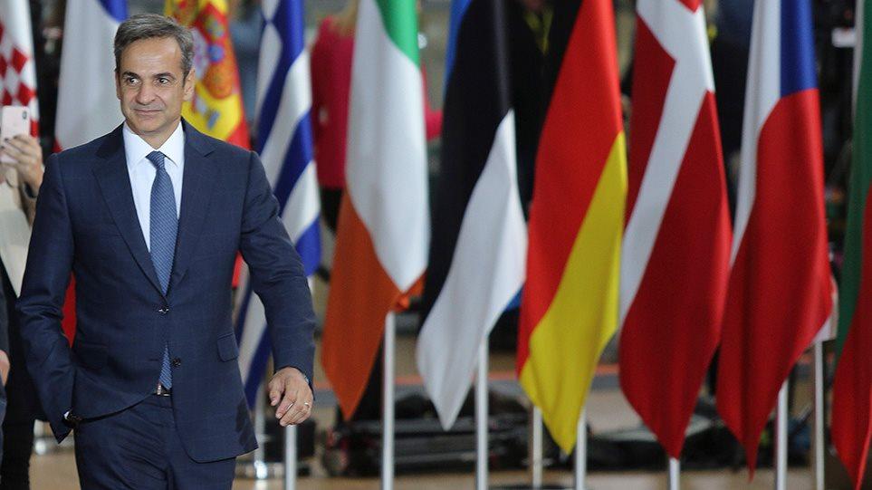 Μήνυμα Μητσοτάκη στη Σύνοδο Κορυφής: Ετοιμάστε plan B για το μεταναστευτικό!
