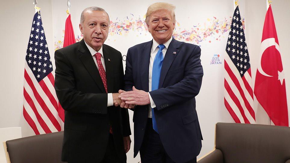 Συμφωνία ΗΠΑ - Τουρκίας: Κατάπαυση πυρός στη Συρία για 120 ώρες