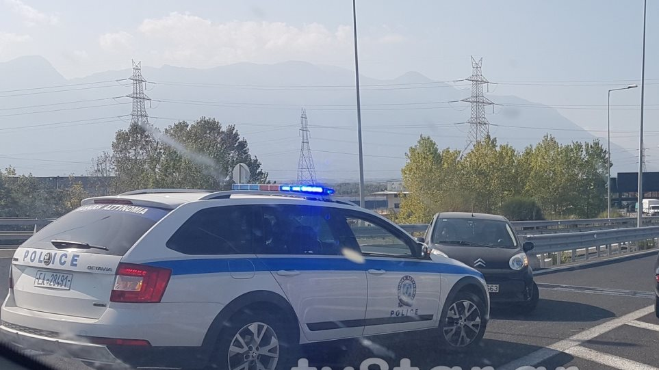 Πανικός στην Αθηνών-Λαμίας: Ηλικιωμένος οδηγούσε αντίθετα για ένα χιλιόμετρο!