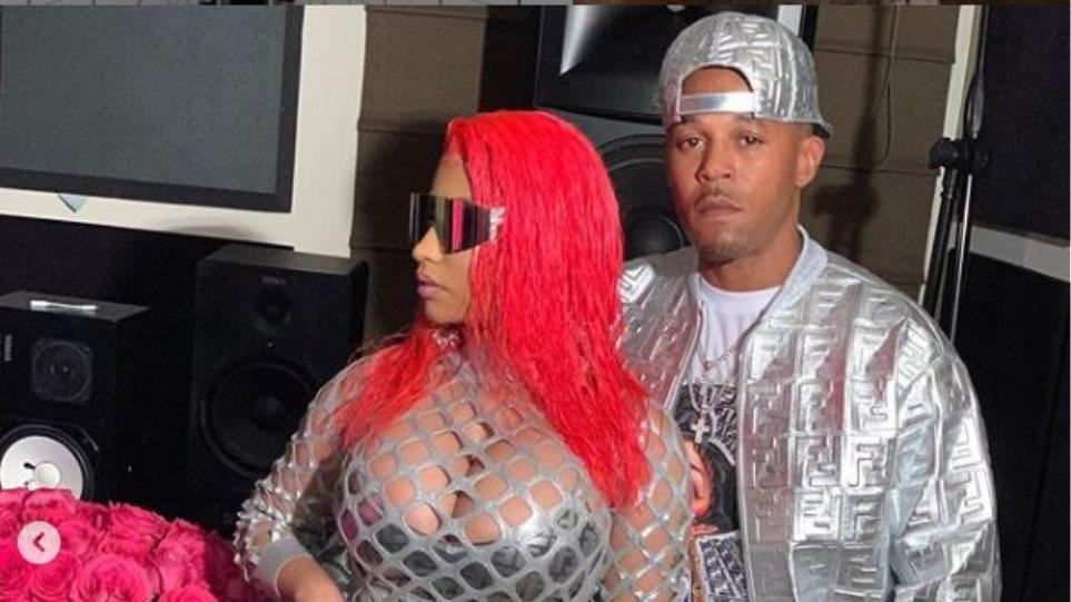 H Nicki Minaj παντρεύτηκε και είναι πλέον Κα Petty! (VIDEO)