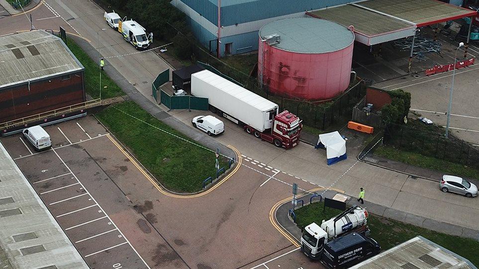 Θρίλερ στο Έσεξ με τα 39 πτώματα σε φορτηγό - Τι δείχνουν οι έρευνες