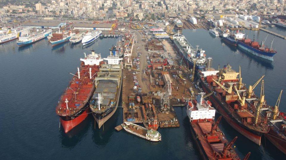Τροπολογία για την κάλυψη της μισθοδοσίας στα ναυπηγεία Σαραμαγκά και Ελευσίνας