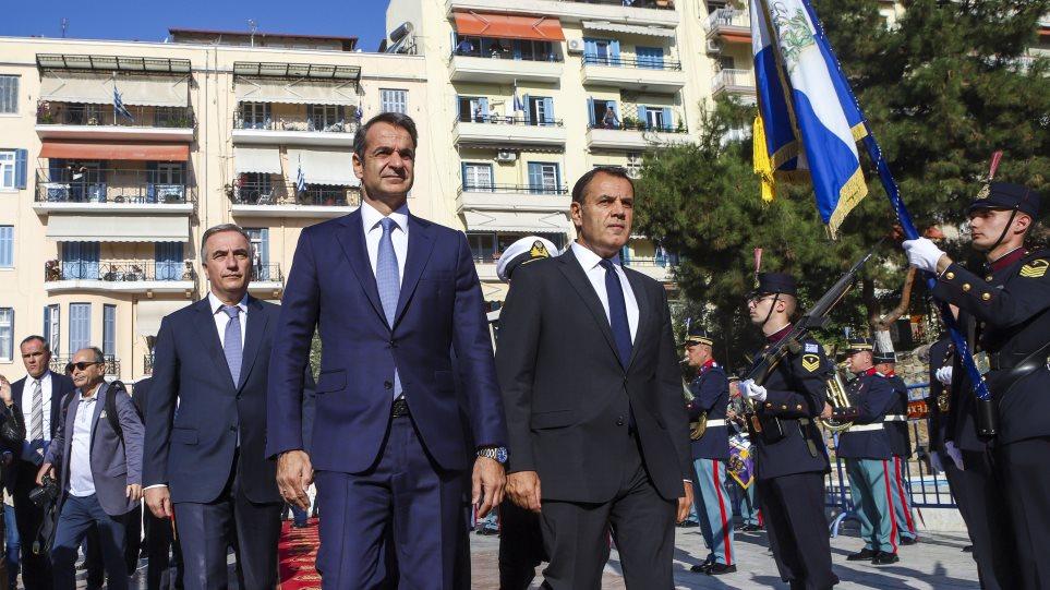 Μητσοτάκης: Σε πορεία εθνικής ανόρθωσης η Ελλάδα, το μέλλον θα είναι καλύτερο για τις Ελληνίδες και τους Έλληνες