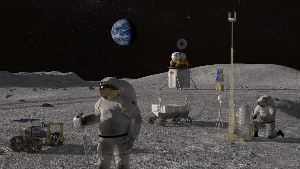 H NASA ετοιμάζεται να στείλει την πρώτη γυναίκα στη σελήνη!