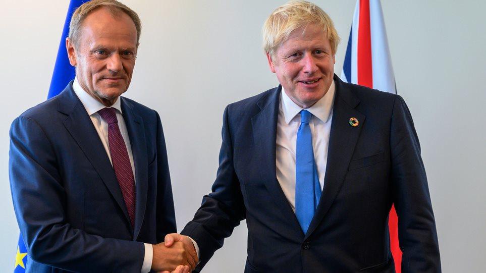 Τουσκ για Brexit: Αποφασίσαμε παράταση μέχρι τις 31 Ιανουαρίου 2020