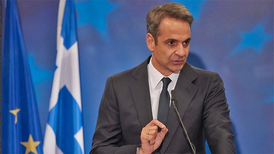 Μητσοτάκης: «Καλύτερος πρωθυπουργός απ' ό,τι περιμέναμε» λένε επτά στους δέκα