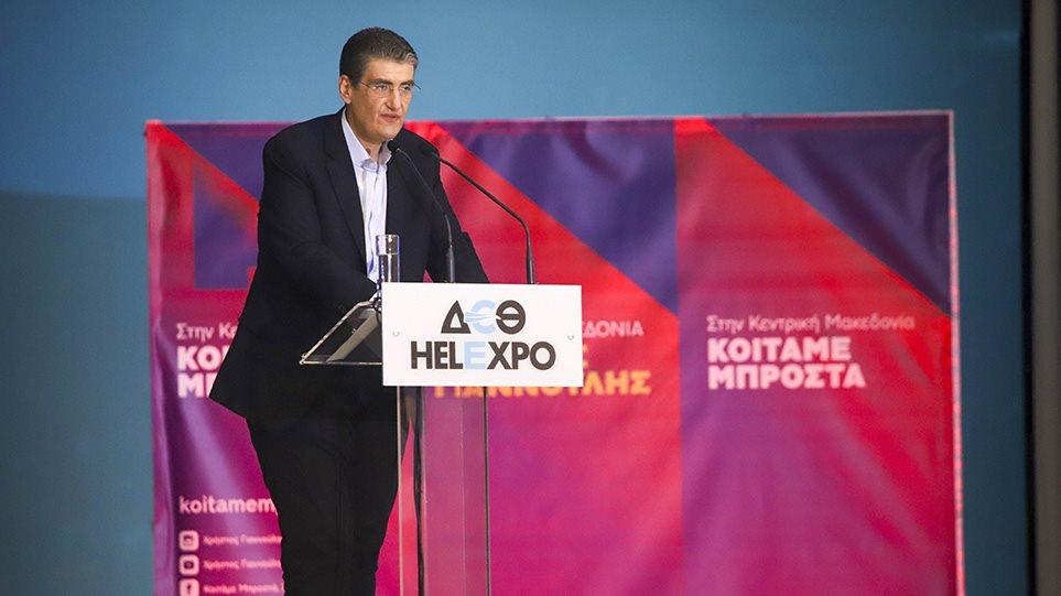 To «ποινικά κολάσιμο μπάρμπεκιου» του Γιαννούλη ανάψε φωτιά στο Twitter