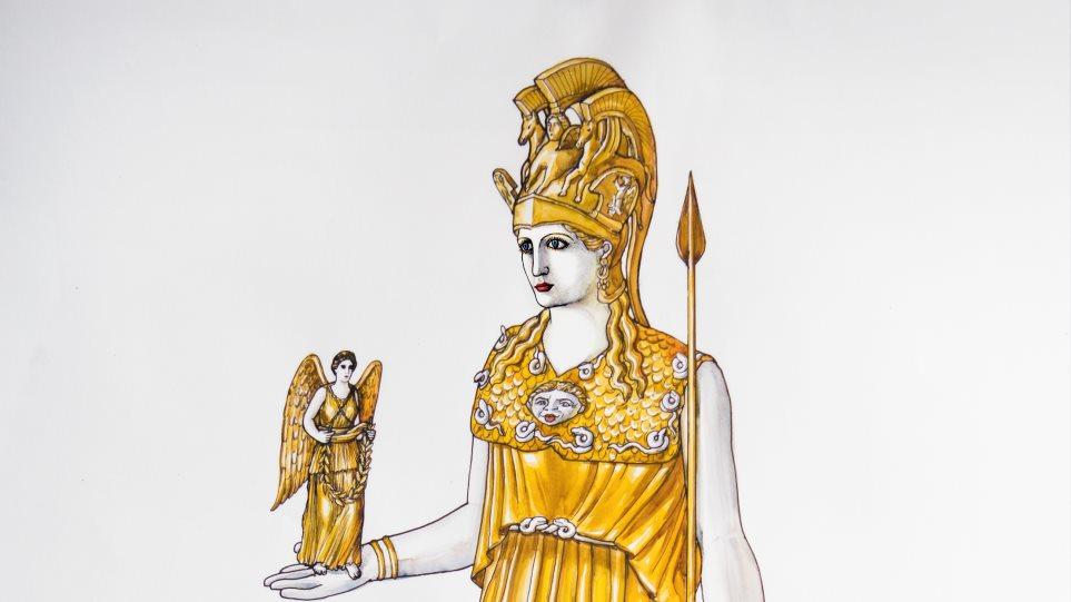 Μουσείο Ακρόπολης: Από 9/11 έως 14/12 οι παρουσιάσεις για το άγαλμα της Αθηνάς