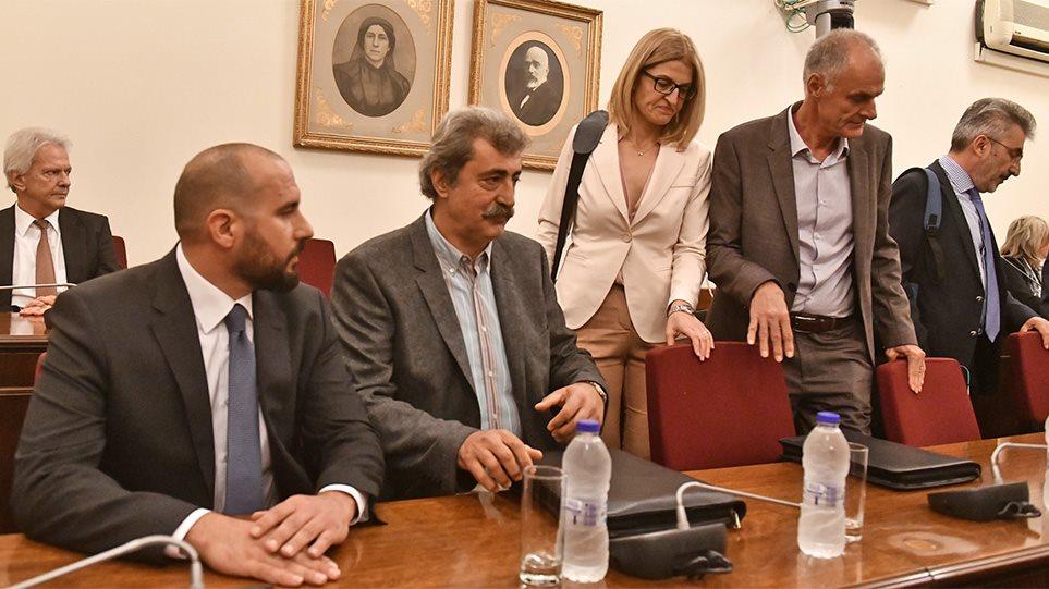 Πηγές Προανακριτικής: Κάποια στιγμή θα κινηθούν διαδικασίες για Πολάκη και Τζανακόπουλο