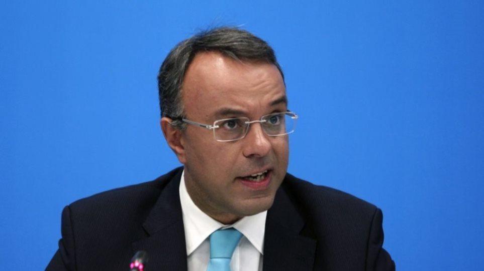 Σταϊκούρας: Πιθανή νέα μείωση του ΕΝΦΙΑ μετά τον Μάιο - Αλλαγές στη φορολοταρία