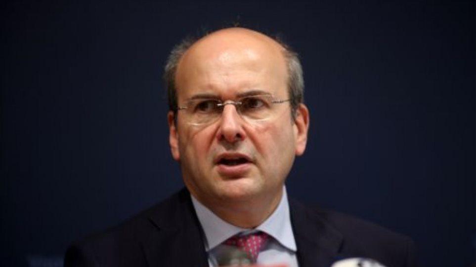 Χατζηδάκης: Προχωρούμε κανονικά το πρόγραμμα εξορύξεων - Δεν μας επηρεάζει η Τουρκία