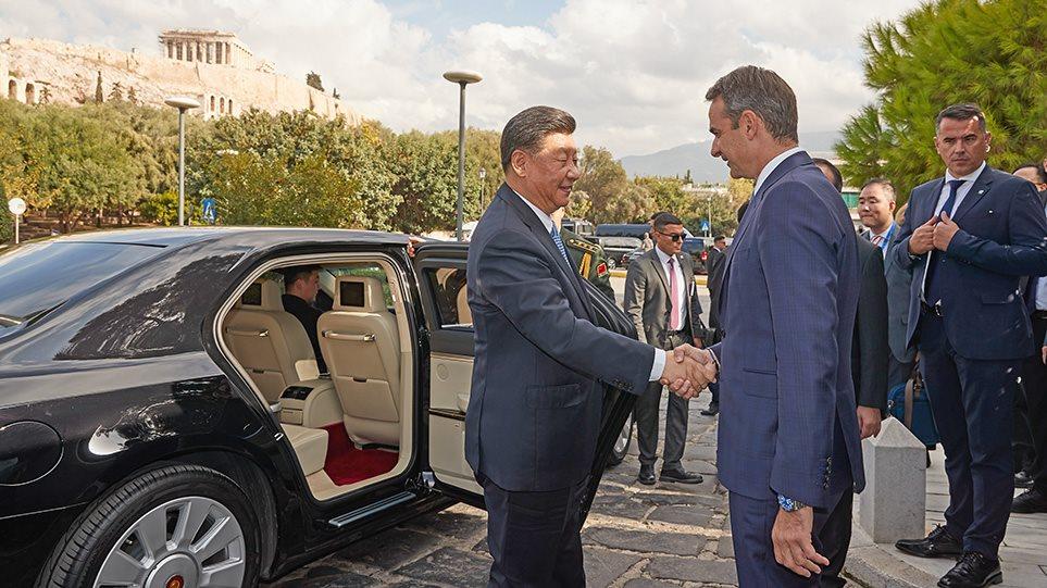Τι περιμένει η Αθήνα μετά την επίσκεψη του Κινέζου προέδρου