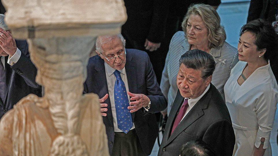 Σι Τζινπίνγκ για Γλυπτά του Παρθενώνα: Όχι μόνο συμφωνώ να επιστρέψουν στην Ελλάδα αλλά θα έχετε και τη στήριξή μας