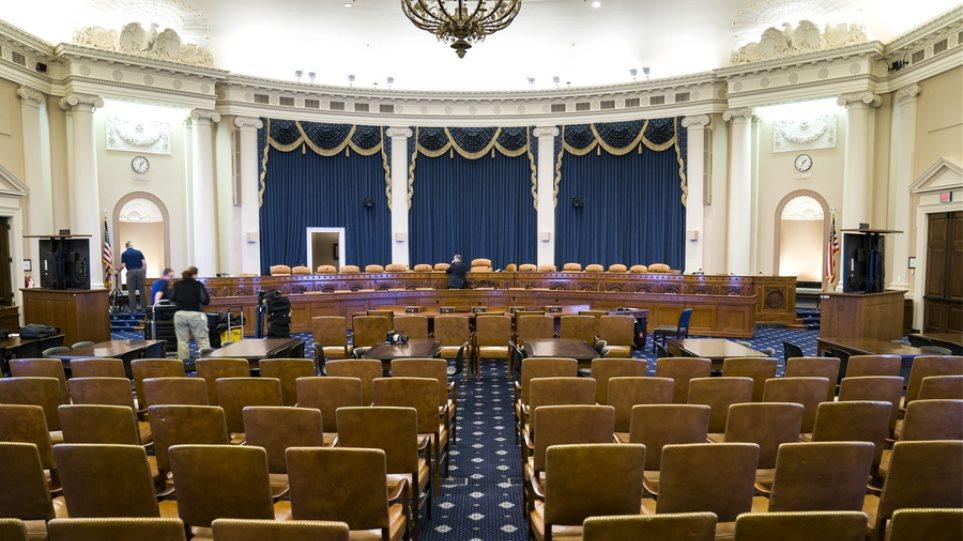 Παραπομπή Τραμπ: Ξεκινούν οι πρώτες δημόσιες ακροάσεις μαρτύρων στη Βουλή των Αντιπροσώπων