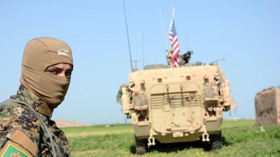 Συρία: Οι ΗΠΑ δεν σκοπεύουν να τερματίσουν τη συμμαχία με τους Κούρδους