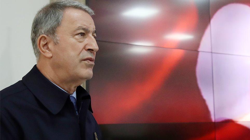 """Ο Τούρκος Υπουργός Άμυνας Ακάρ απειλεί με νέο Αττίλα την Κύπρο: """"Αν χρειαστεί θα απαντήσουμε, όπως κάναμε πριν 45 χρόνια"""""""