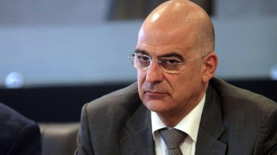Δένδιας: Η κυβέρνηση της Τρίπολης εκβιάστηκε για να υπογράψει τη συμφωνία με την Τουρκία