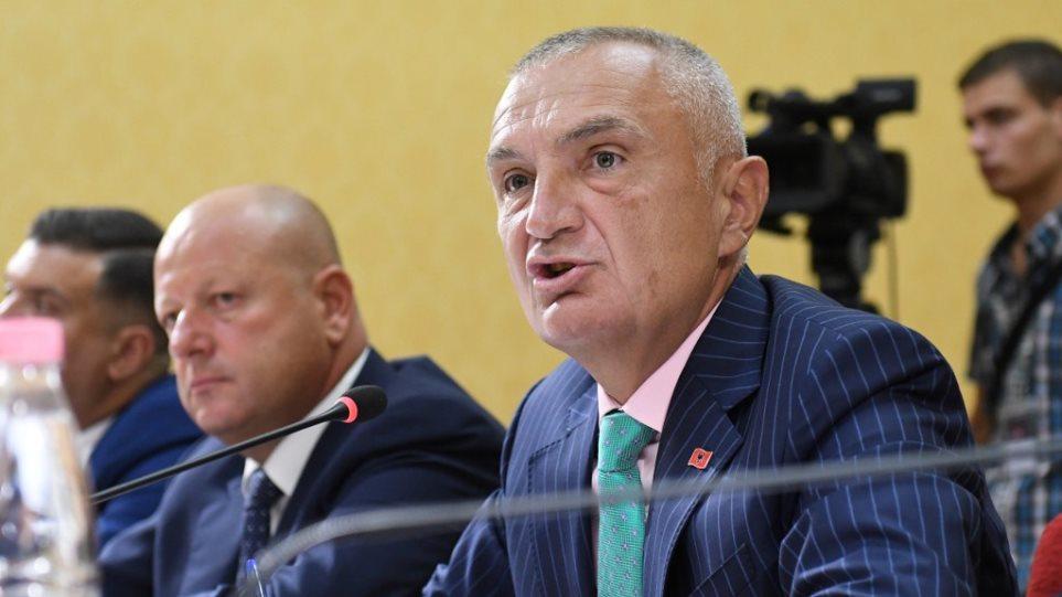 Ιλίρ Μέτα: Η Αλβανία ολισθαίνει σε δικτατορία - Να γίνει δημοψήφισμα για την υπεράσπιση του Συντάγματος