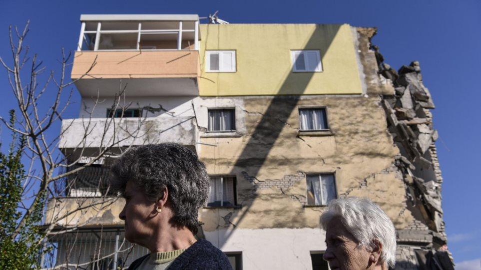 Φονικός σεισμός στην Αλβανία: Στους 180 οι μετασεισμοί - Ανήσυχοι οι κάτοικοι