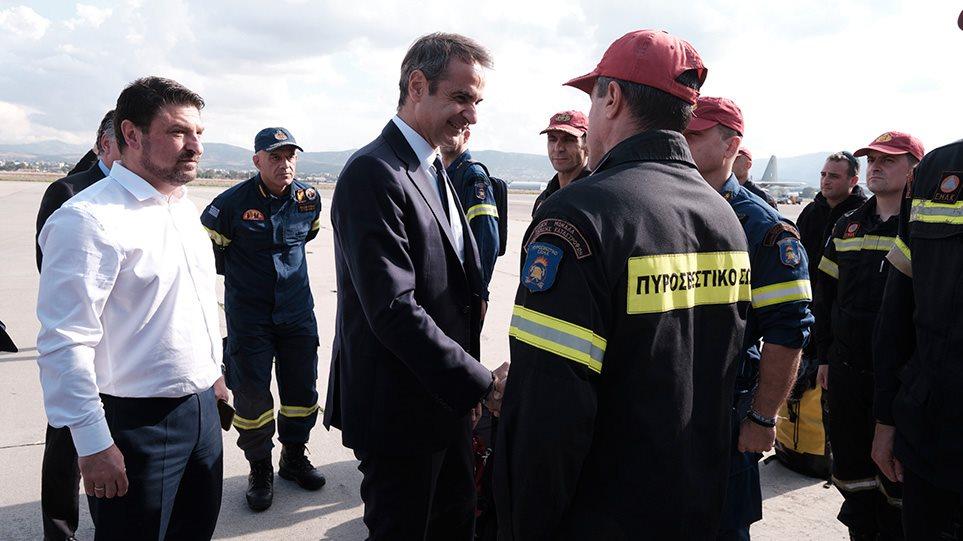 Μητσοτάκης για σεισμό στην Αλβανία: Να κινηθούμε γρήγορα και να σώσουμε ζωές
