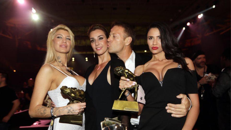 Η Ελληνική συμμετοχή στα Oscar Porno στο Λας Βέγκας! (ΦΩΤΟ)