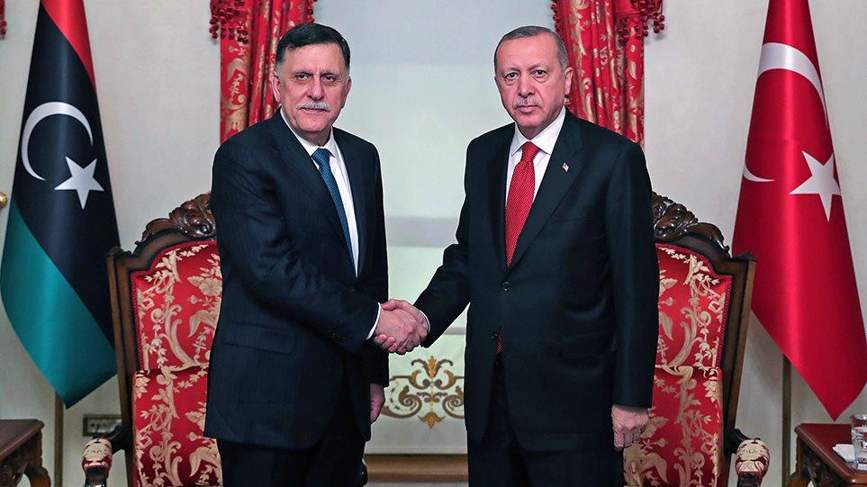 """Αποτέλεσμα εικόνας για μνημονιο τουρκια λιβυη"""""""