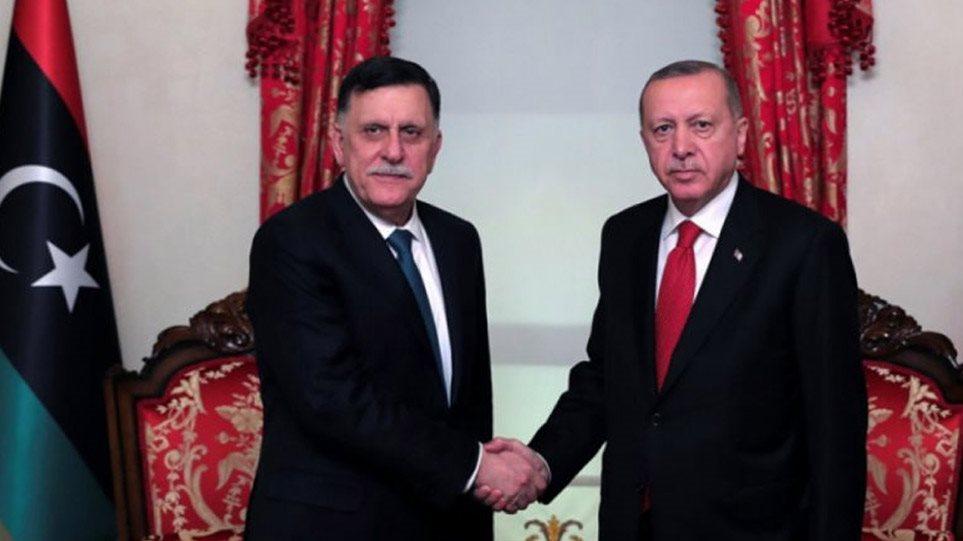 Συμφωνία Τουρκίας-Λιβύης: Γιατί είναι ένα «απλό χαρτί» που θα καταρρεύσει