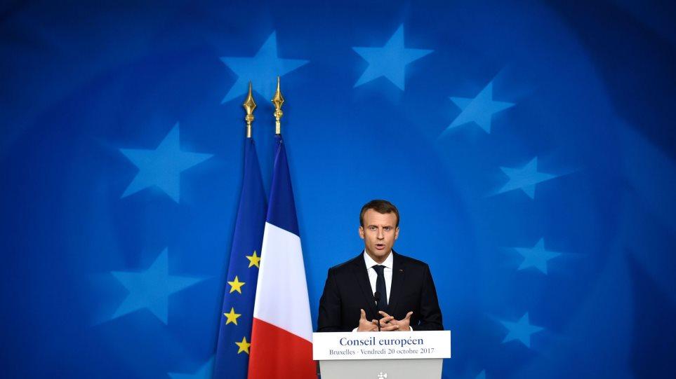Γαλλία: Αυξάνεται η δημοτικότητα του Εμανουέλ Μακρόν