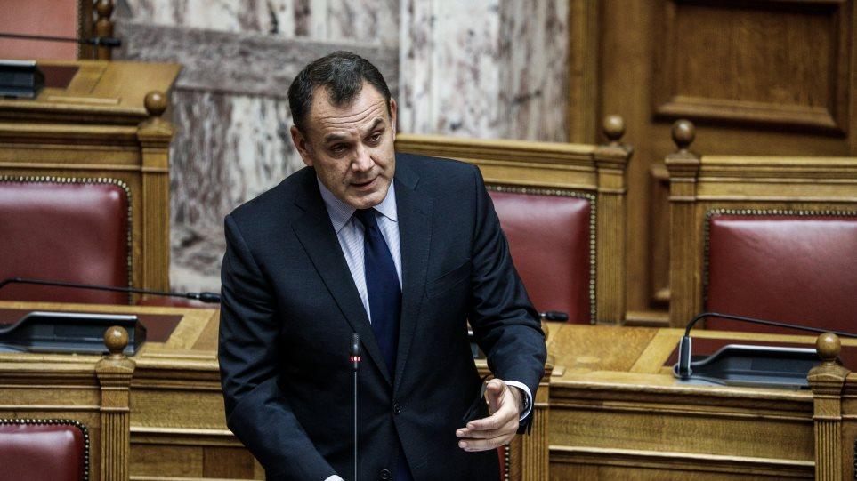 Παναγιωτόπουλος: Σφραγίζουμε τα σύνορα στον Έβρο, η Ελλάδα δεν μπορεί να σηκώνει άλλο βάρος στο μεταναστευτικό