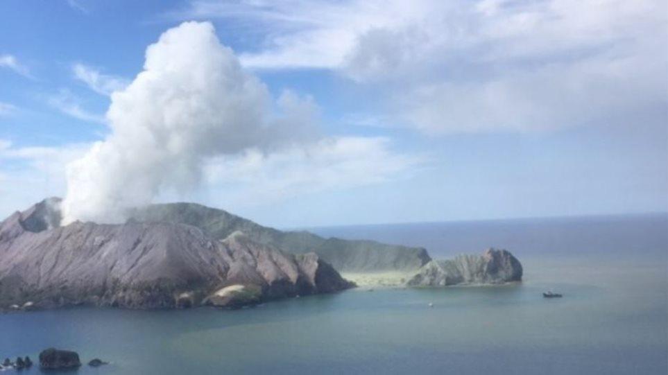 Έκρηξη ηφαιστείου στη Νέα Ζηλανδία: Τουλάχιστον 1 νεκρός - Πληροφορίες για πολλούς τραυματίες