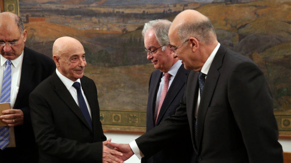 Πρόεδρος Βουλής της Λιβύης: Συνωμοσία εις βάρος του ελληνικού και του λιβυκού λαού η συμφωνία Τουρκίας-Λιβύης