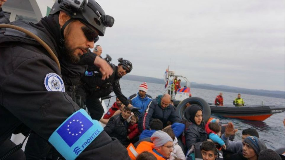Αύξηση των μεταναστευτικών ροών κατά 42% στην Ελλάδα το 2019 σύμφωνα με την Frontex