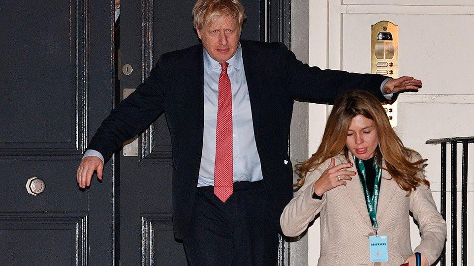 Θρίαμβος Τζόνσον και Brexit στις Βρετανικές εκλογές- Βαριά ήττα για τον Κόρμπιν