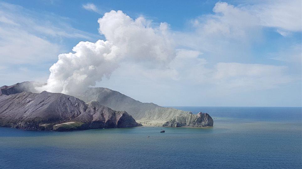 Νέα Ζηλανδία: Στους 18 οι νεκροί από την έκρηξη του ηφαιστείου