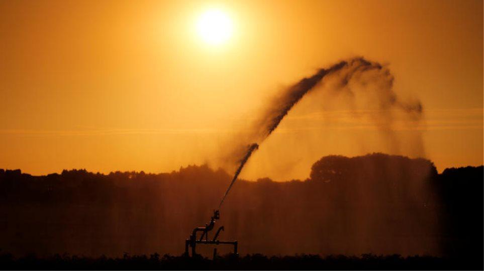 H υψηλότερη θερμοκρασία στα χρονικά καταγράφηκε χθες στην Αυστραλία