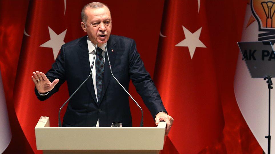 Εριστικός Ερντογάν πριν τη Διάσκεψη: Δεν φεύγουμε από τη Λιβύη μέχρι να αναγνωριστούν τα δικαιώματά μας στη Μεσόγειο