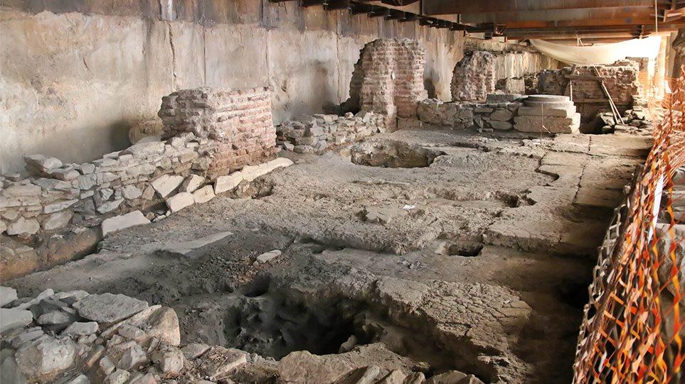 Μετρό Θεσσαλονίκης: «Ναι» από το ΚΑΣ για τη μεταφορά των αρχαιοτήτων από  τον σταθμό Βενιζέλου