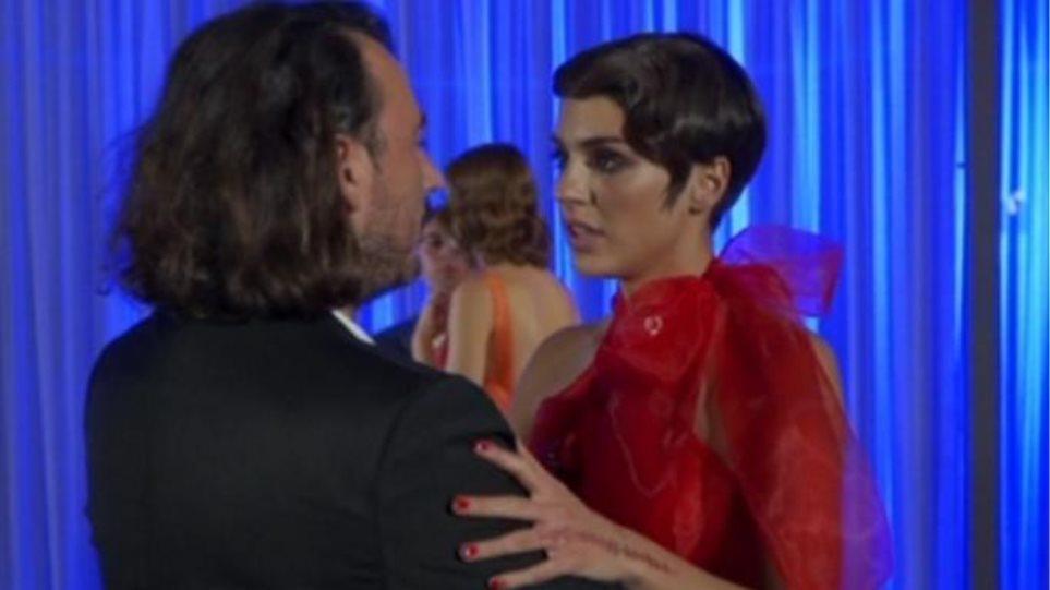 Η πρόταση γάμου στην Κάτια στον τελικό του GNTM δεν πήγε και τόσο καλά... (VIDEO)