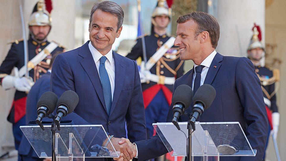 Ελληνοτουρκικά: Η Γαλλία στο «παιχνίδι» υπέρ της Ελλάδας