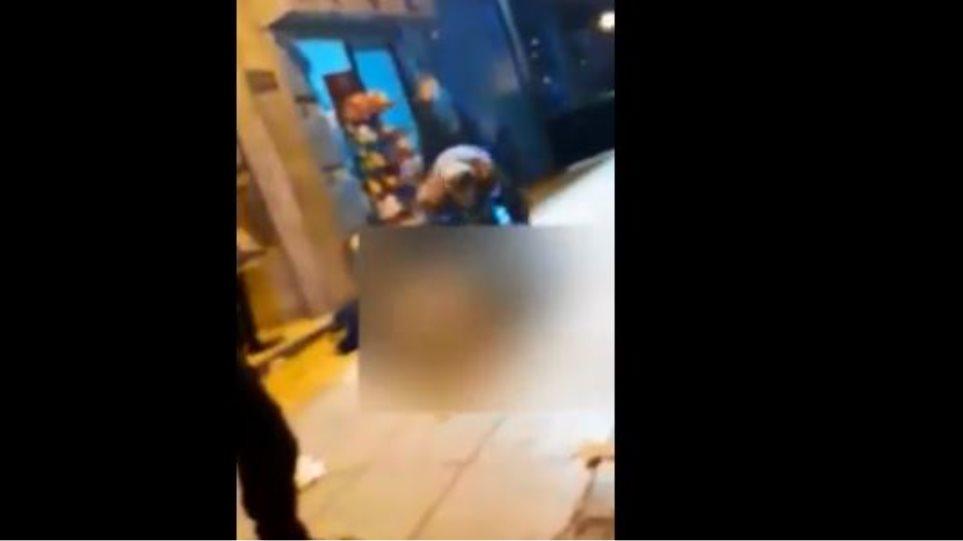 Θεσσαλονίκη: Για μοιρασιά «λείας» από κλοπή έβγαλαν μαχαίρια οι αλλοδαποί, λέει αυτόπτης μάρτυρας