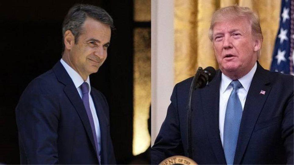 Για τις ΗΠΑ αναχωρεί αύριο ο Κυριάκος Μητσοτάκης - Το επίσημο πρόγραμμα των επαφών του