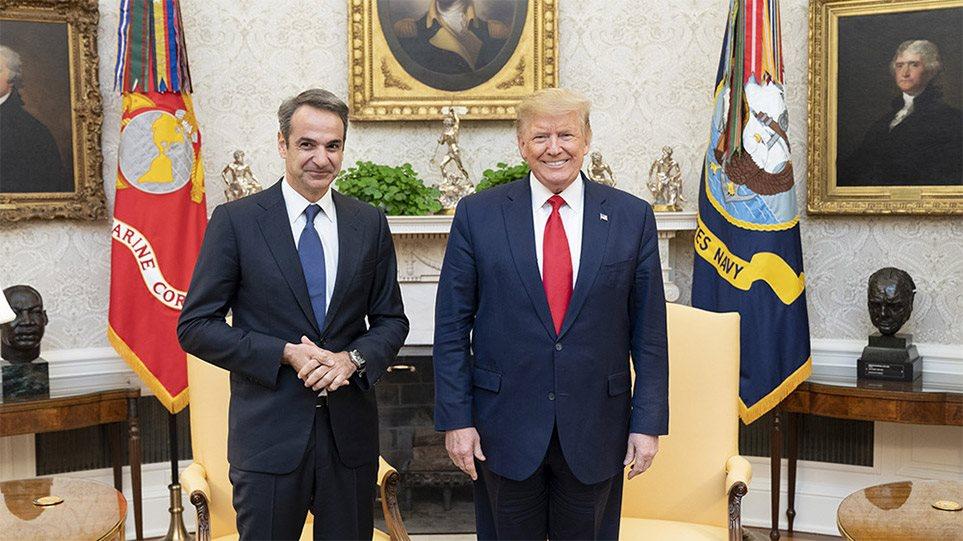 Τραμπ: Μιλάω στον Ερντογάν για τις τουρκικές προκλήσεις στη Λιβύη